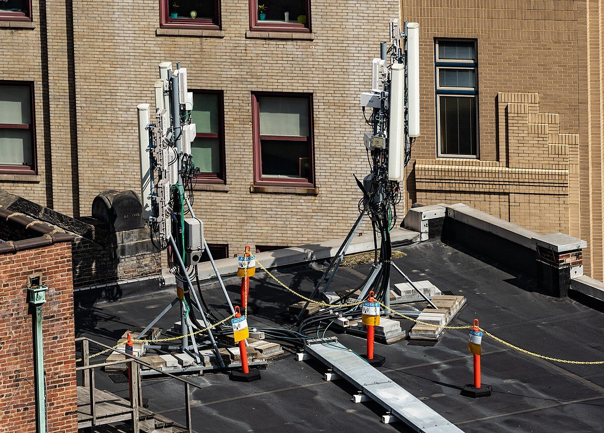 Small Cells à Pittsburg | © Tony Webster