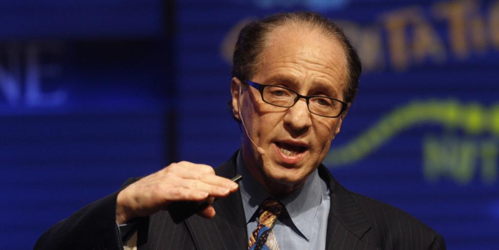 Ray Kurzweil, futurologue transhumaniste américain | © Reuters