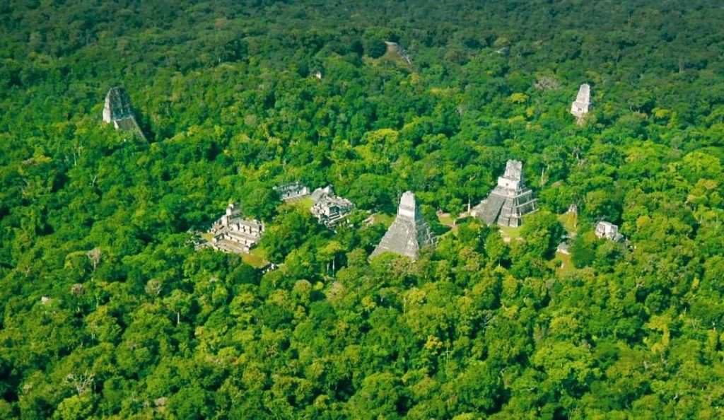Vestiges Maya – Guatemala
