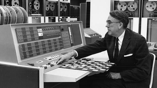 Arthur Samuel, pionnier de l'apprentissage automatique | © IBM