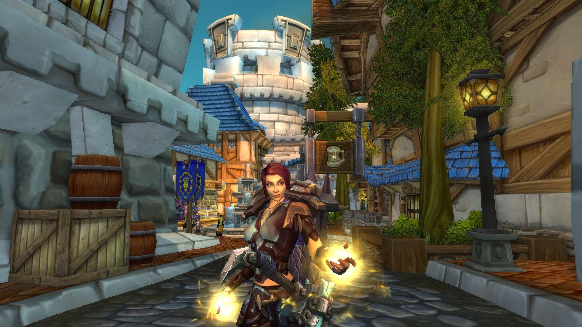 World of Warcraft, un des jeux en ligne les plus populaires au monde